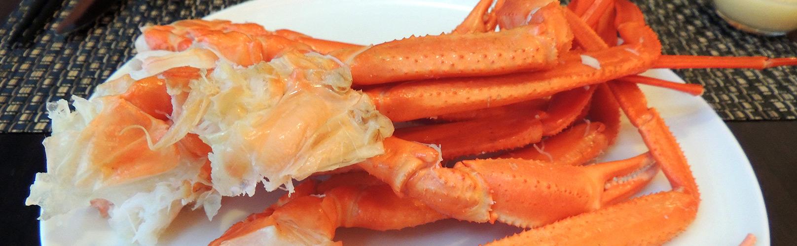 seatrek red crab